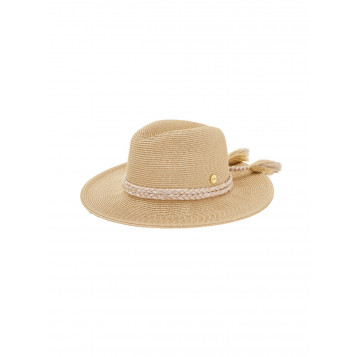 Shadylady Collapsible Fedora : Gold