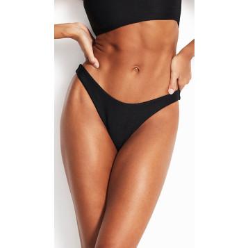 Essentials High Cut Pant : Black